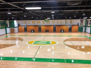 Summerville HS Gym