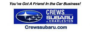 Logo for Crews Subaru